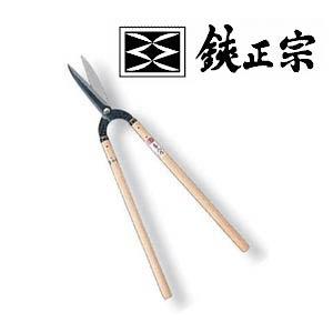 【送料無料】【吉岡刃物】#109A 葉刈鋏門型裏ベタ 喜八作 210mm
