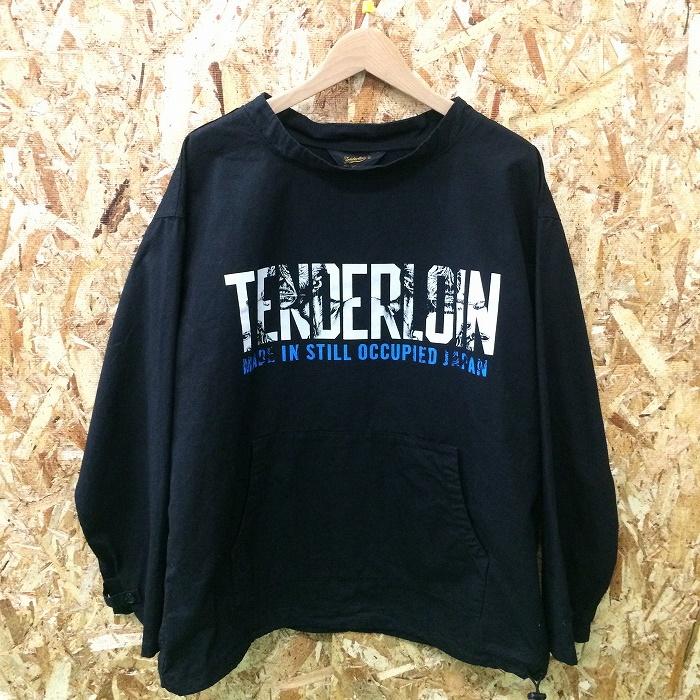 【中古】テンダーロイン メンズ ロンT/長袖Tシャツ ブラック 表記サイズ:S[jggI]