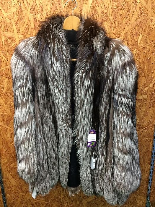 SAGA FOX サガフォックス ROYAL 毛皮コート
