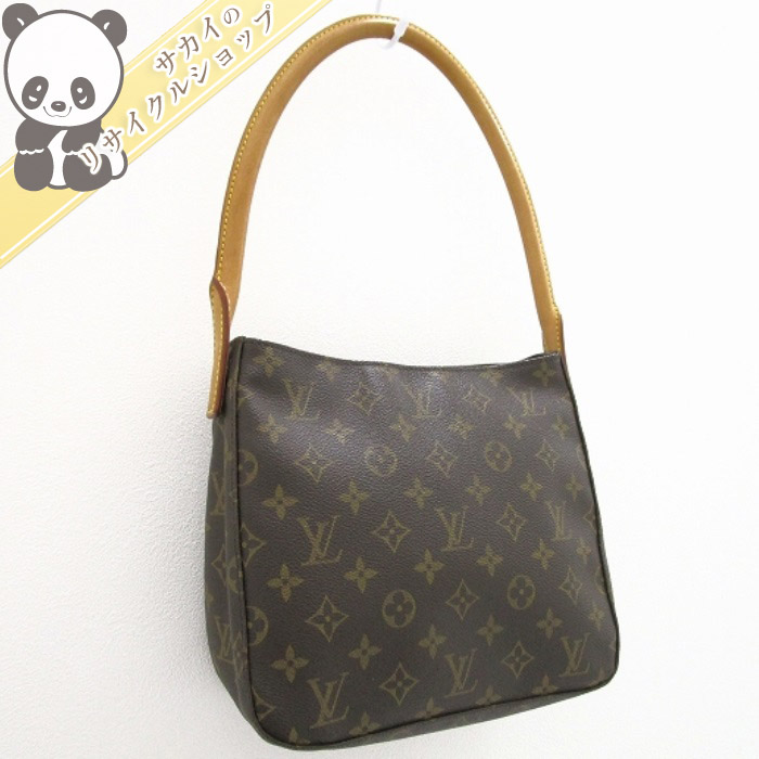 LOUIS VUITTON ルイヴィトン【送料無料】 ルーピングMM ハンドバッグ モノグラム M51146 モノグラム ルイヴィトン【送料無料】, ハセムラ:b5a46b14 --- acee.org.ar