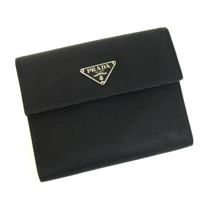 PRADA プラダ 二つ折り財布 ナイロン M170