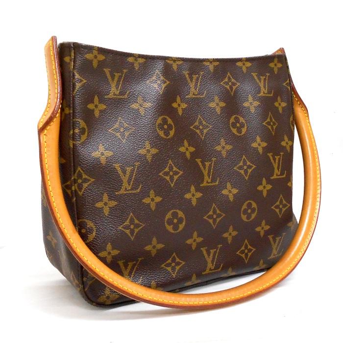 Louis Vuitton ルイヴィトン ルーピングMM ハンドバッグ モノグラム M51146