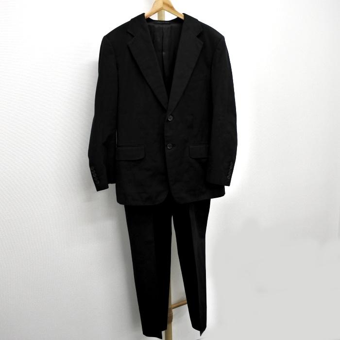 406420a518302 GUCCI グッチ メンズ スーツ上下 セットアップ ブラック 表記サイズ:48  Mens  Apparel