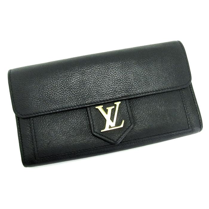 【おまけ付】 【美品】LOUIS VUITTON ポルトフォイユ ロックミー パルナセア 二つ折り長財布 M60861, インテリア雑貨のスタイルデコ 85d10322