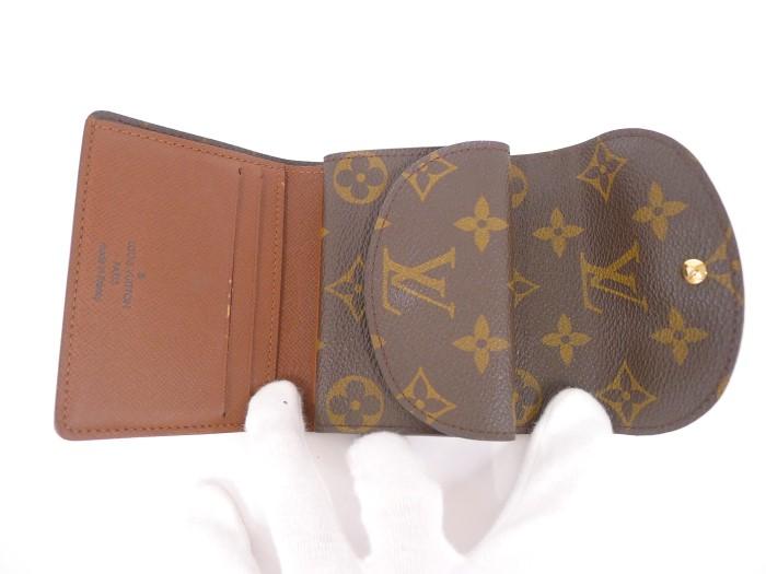 LOUIS VUITTON ポルトフォイユ・エレーヌ 三つ折り財布 モノグラム M60253JT3l1FKc