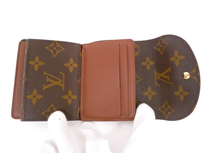 LOUIS VUITTON ポルトフォイユ・エレーヌ 三つ折り財布 モノグラム M60253ZiXPTOku