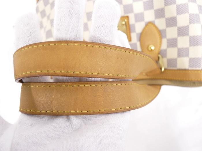 ルイヴィトン ハムプステッドPM トートバッグ ショルダーバッグ ダミエ アズール N51207qUSzVpGM