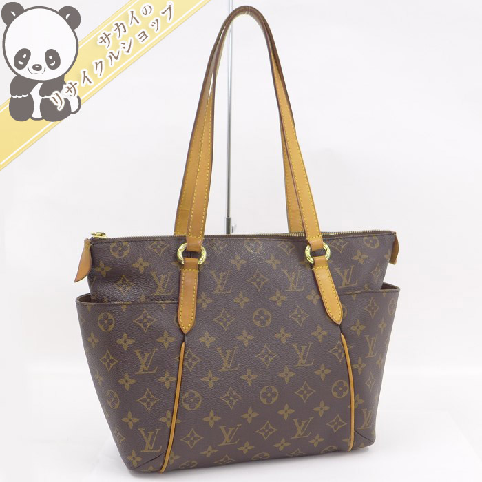 76a12af64c3e LOUIS VUITTON ハンドバッグ 【中古】 ルイヴィトン トータリーPM トートバッグ モノグラム M56688 ...