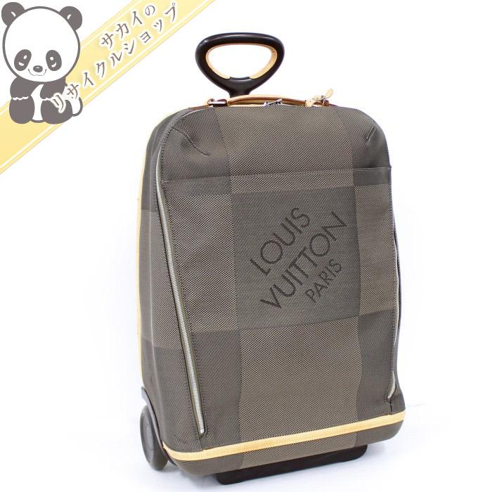 【中古】LOUIS VUITTON キャリーバッグ コンケラン55 ダミエジェアン M93002