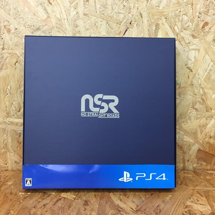 PlayStation4 PS4 No Straight Roads 未使用 中古 ソニー ストレート 販売期間 限定のお得なタイムセール ノー ソフト エディション 買収 プレイステーション4 ロード コレクターズ jgg5