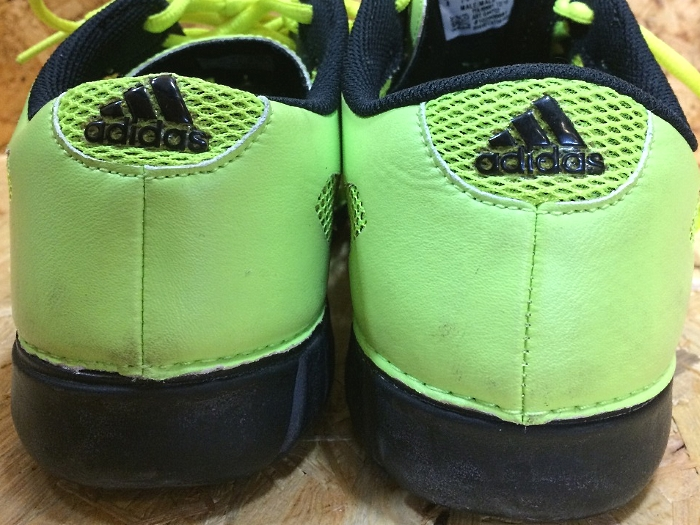 adidas men training shoes fluid trainer light G44702 yellow notation size: 26.0cm [iz][jggS]
