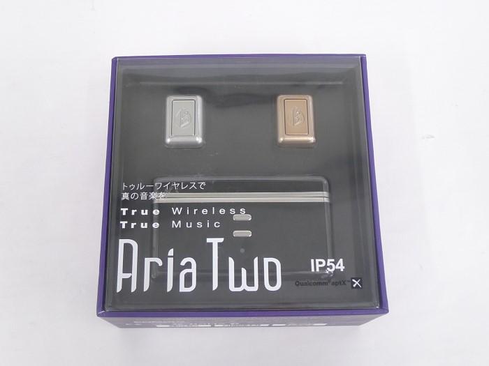 フラット5 Aria Two トゥルーワイヤレス Bluetoothイヤホン【中古】[ne][JG]