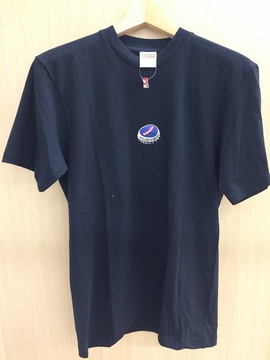 【中古】シュプリーム メンズ カットソー 半袖 Tシャツ ブラック 表記サイズ:S[jggI]