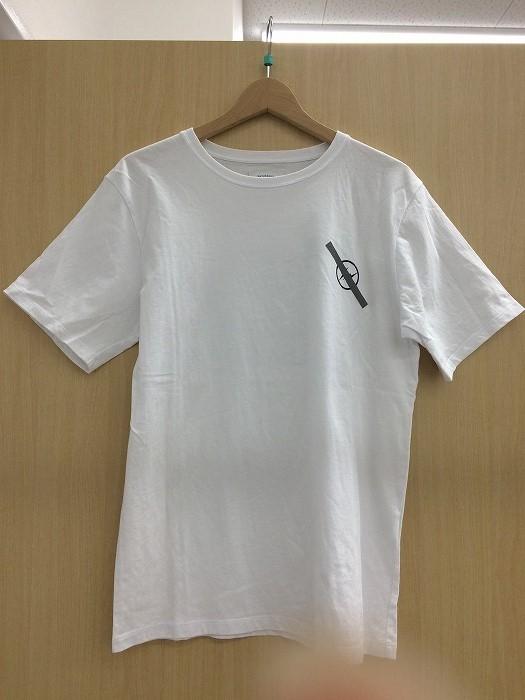 【中古】サタデーズニューヨークシティ/フラグメントデザイン メンズ Tシャツ ホワイト 表記サイズ:M[jggI]