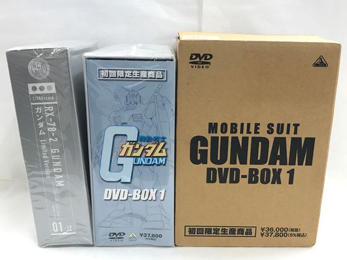 【中古】ガンダム DVD-BOX1 初回限定生産商品[jggZ]