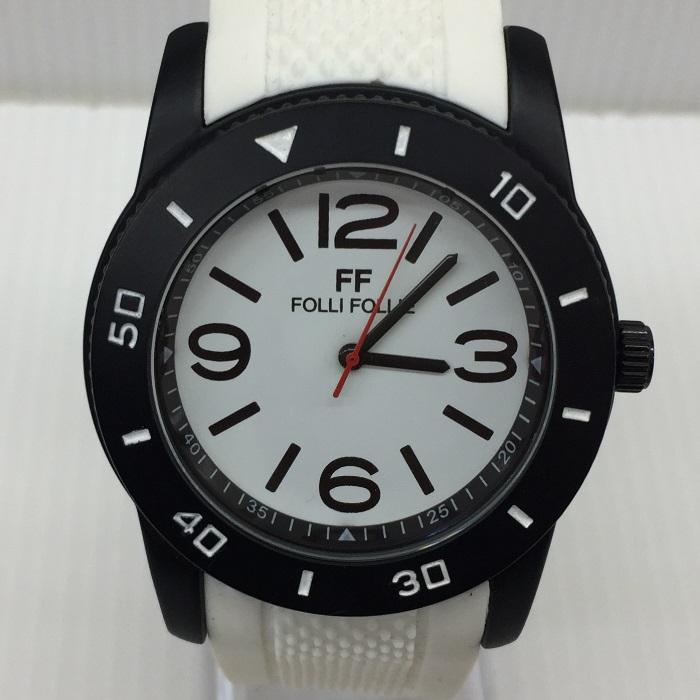 【中古 クオーツ 腕時計】フォリフォリ WT13K002ZPWZ[jggW] 腕時計 レディース クオーツ WT13K002ZPWZ[jggW], JEMA(ギフトと模型材料)shop:1ee26bc8 --- kutter.pl