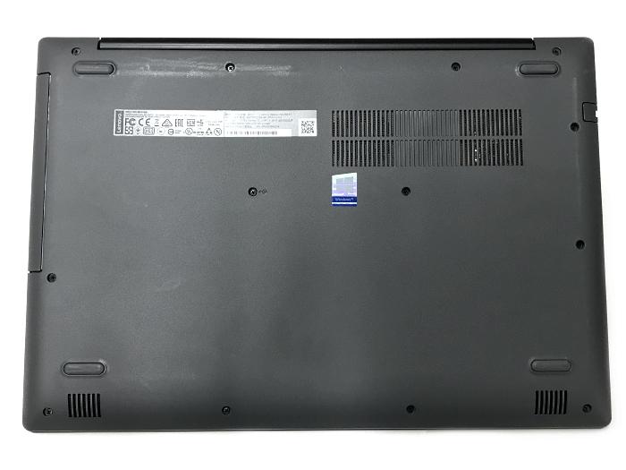 【中古】レノボノートパソコンideapad32080XV0095JPブラック[jggZ]
