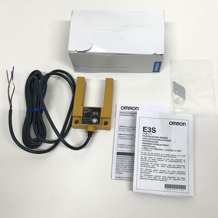 【中古】オムロン 溝型光電センサ E3S GS3E4[jggZ]