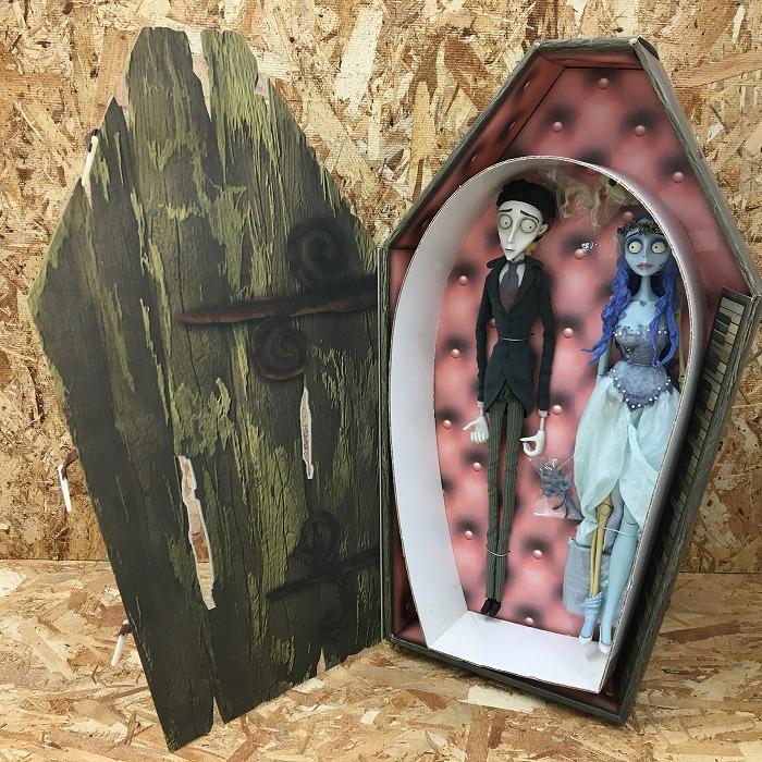 【中古】ティムバートン コープスブライド コレクションドール スペシャルボックス1 ブライド&ビクター&スクラップス [jggZ]