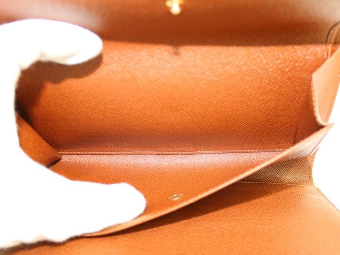 LOUIS VUITTON ポルトフォイユ インターナショナル 三つ折り長財布 モノグラム M61217wn0OPymvN8