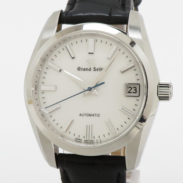 セール価格 GRAND SEIKO 美品 マーケティング メンズ 時計 中古 セイコー グランドセイコー ヘリテージコレクション 9S65-00B0 アイボリー文字盤 SBGR287 3デイズ メカニカル 自動巻き SS