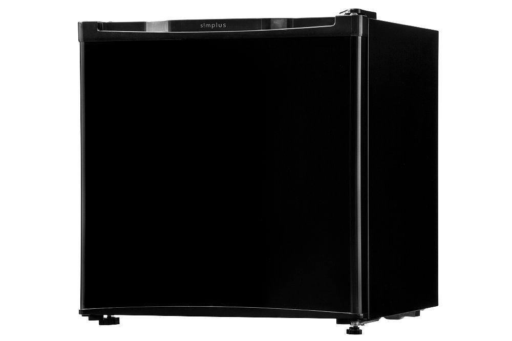【左右開き対応】冷蔵庫 1ドア 小型 46L 一人暮らし TOHOTAIYO TH-46L1-BK 新品 ブラック【smtb-k】【ky】【KK9N0D18P】