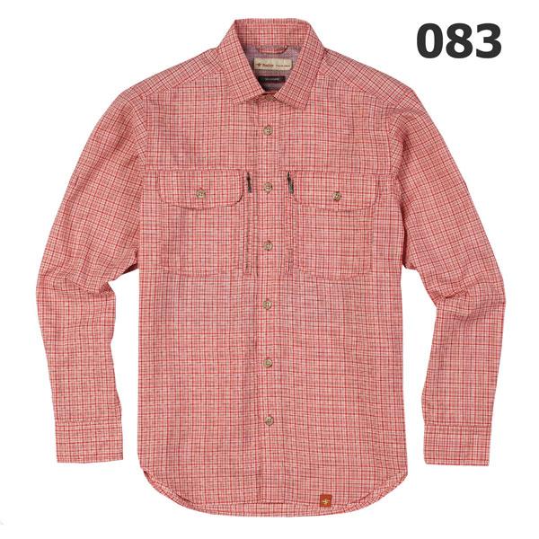 ◎フォックスファイヤー 5212763・スコーロン ミニチェックシャツL/S(メンズ)