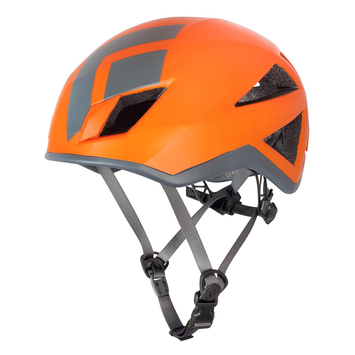 ●ブラックダイヤモンド・ベクター ヘルメット(オレンジ・S/M)(男性用)