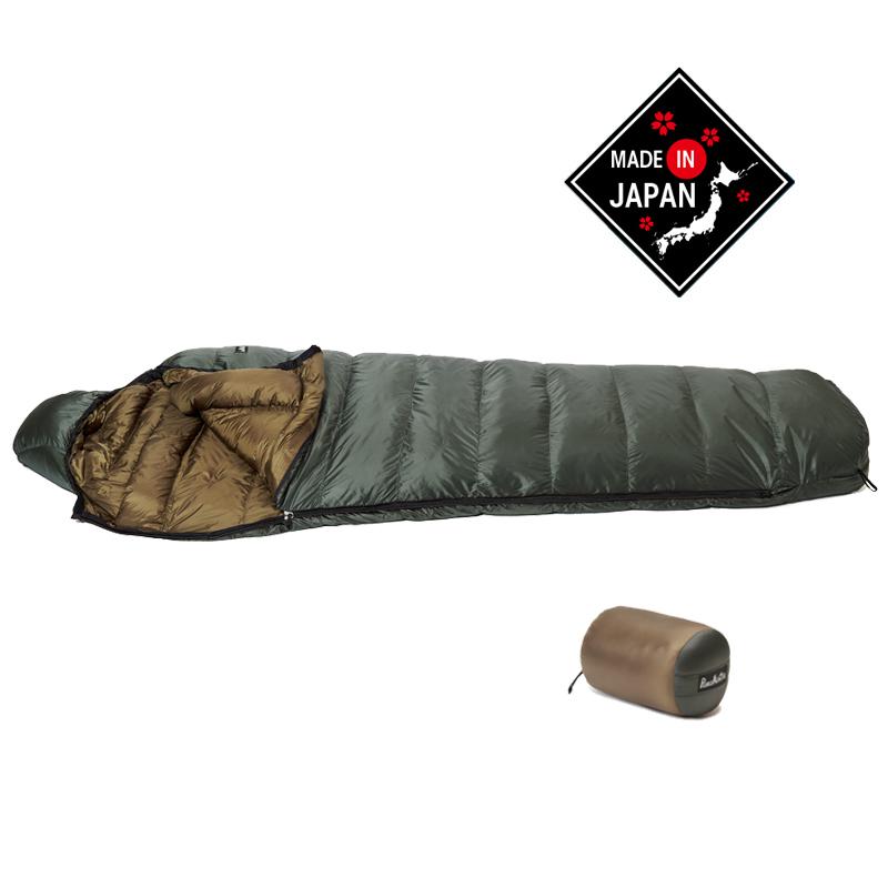 (4)プロモンテ DL602・コンパクトダウンシュラフ600【25%OFF】【登山】【キャンプ】【シュラフ】【寝袋】
