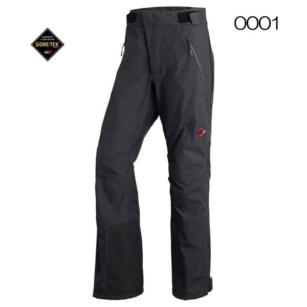 ◎マムート 1020-12210・GORE-TEX GLACIER Pro Pants【GTXグレイシャープロパンツ】【35%OFF】