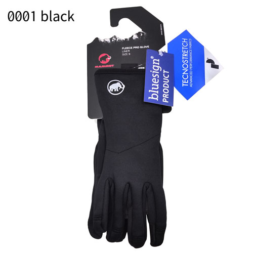 ◎マムート 1190-05851・Fleece Pro Glove/フリースプログローブ【カード払いでポイント5倍!12/19 20:00-12/26 1:59】