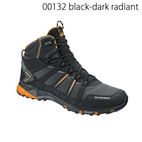◎マムート 3020-05610_00132・T Aenergy Mid GTX Men/Tエナジーミッド ゴアテックス メンズ(black-dark radiant)【30%OFF】