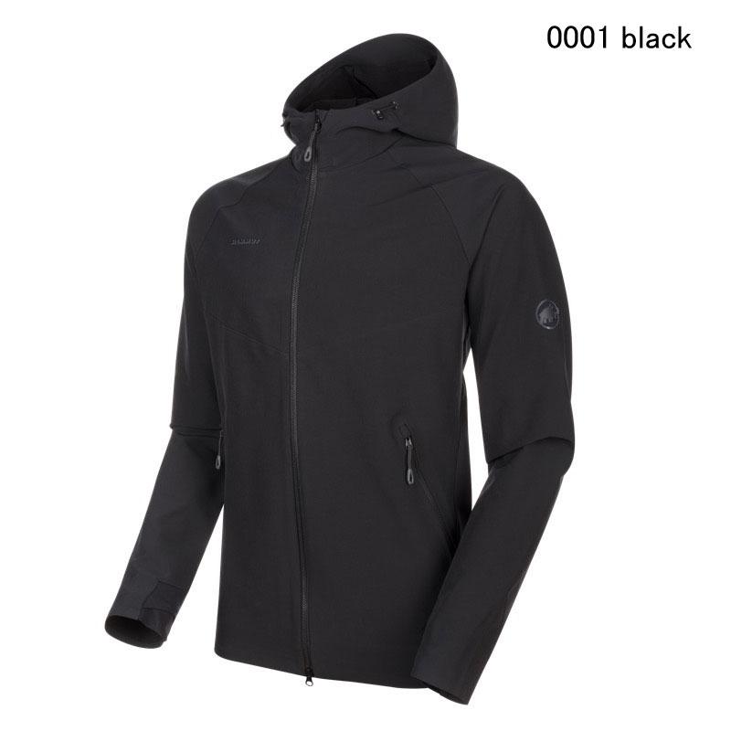 ◎マムート 1011-00790・Macun SO Hooded Jacket AF Men/マクーン SO フーデットジャケットAF メンズ