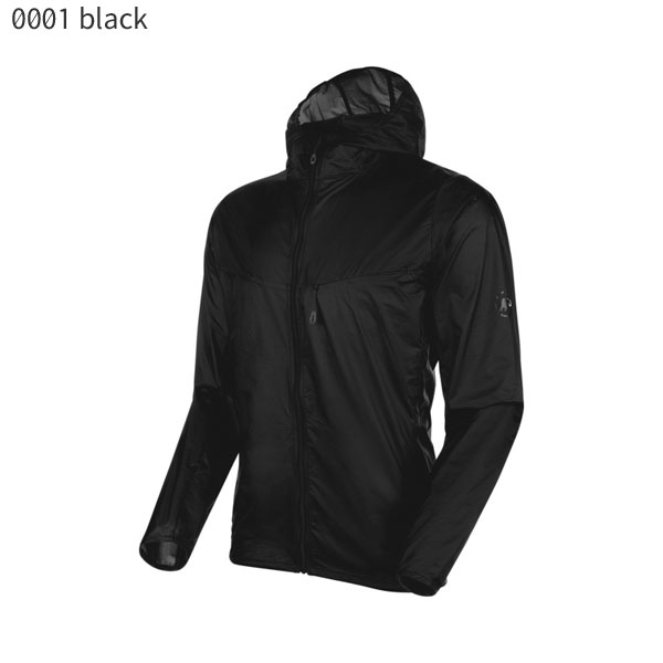 ◎マムート 1012-00190・Convey WB Hooded Jacket AF Men/コンベイ ウィンドウブレーカー フーデッド ジャケット アジアンフィット(メンズ)