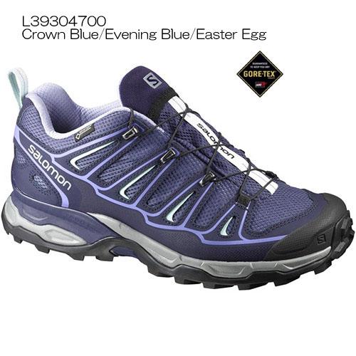 正規 ◎サロモン L39304700・X ULTRA Blue/Easter 2 Blue/Evening GTX ULTRA W/X ウルトラ 2 ゴアテックスウイメンズ(Crown Blue/Evening Blue/Easter Egg)【40%OFF】, パンダ屋:0840ce6d --- supercanaltv.zonalivresh.dominiotemporario.com