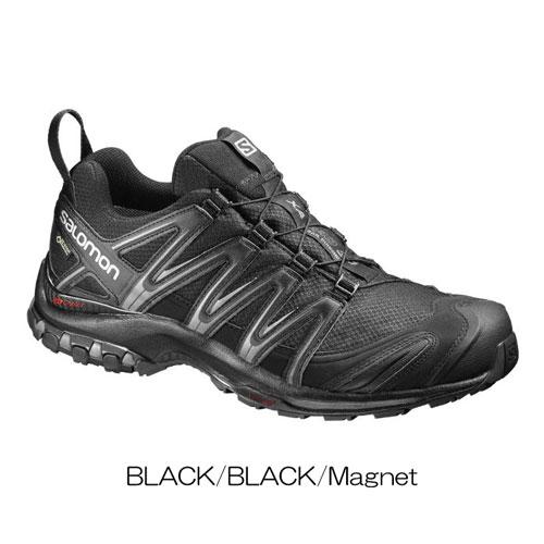 ◎サロモン L39332200・XA PRO 3D GTX/XA プロ 3D ゴアテックス(BLACK/BLACK/Magnet)