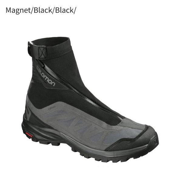 ◎サロモン L40468800・OUTpath PRO GORE-TEXR/アウトパスプロ ゴアテックス メンズ(Magnet/Black/Black)