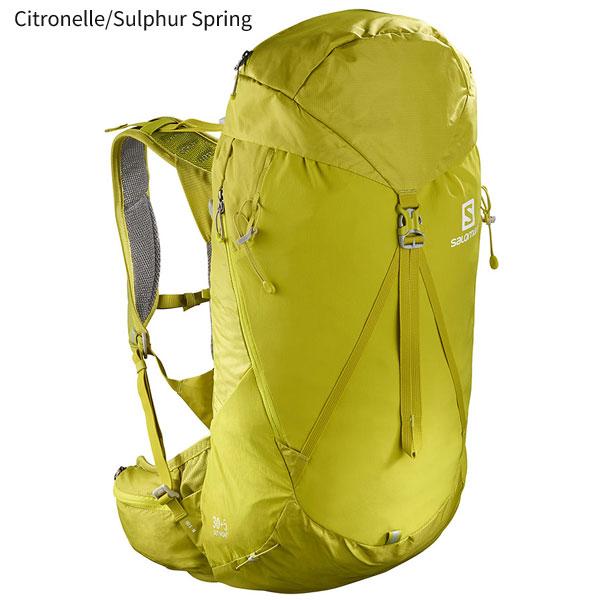 ◎サロモン LC1093300・OUT NIGHT 30+5/アウトナイト30+5(Citronelle/Sulphur Spring)