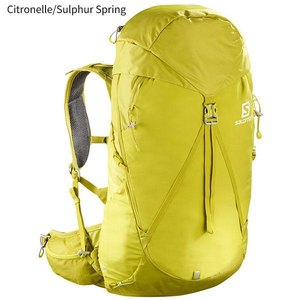 ◎サロモン LC1093500・OUT WEEK 38+6/アウトウィーク38+6(Citronelle/Sulphur Spring)