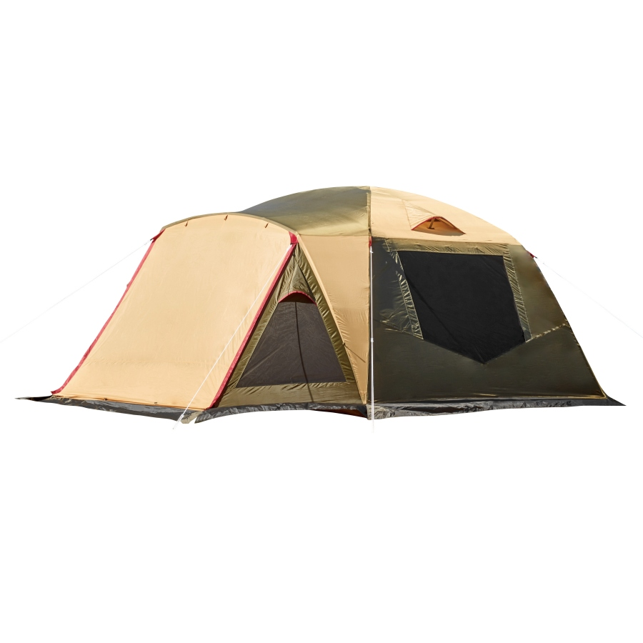 ●CAMPALJAPAN/キャンパルジャパン 2658・AIRE/アイレ【6人用キャンプドームテント】