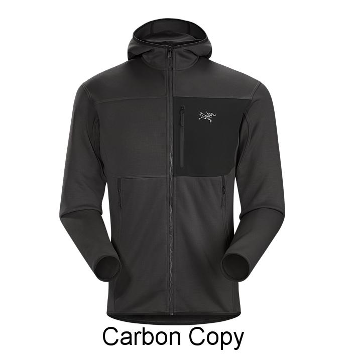 ◎アークテリクス 18090・Fortrez Hoody Men's/フォートレスフーディー メンズ(Carbon Copy)L06691300