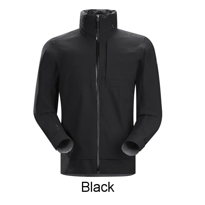 ◎アークテリクス 16112・Interstate Jacket Men's/インターステートジャケット メンズ(Black)<BIRD AID対象商品>L06495800