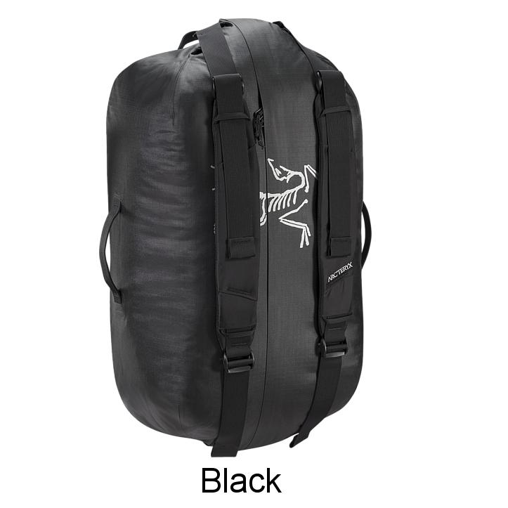 ◎アークテリクス 18100・Carrier Duffel 55/キャリアダッフル55(Black)L06760500