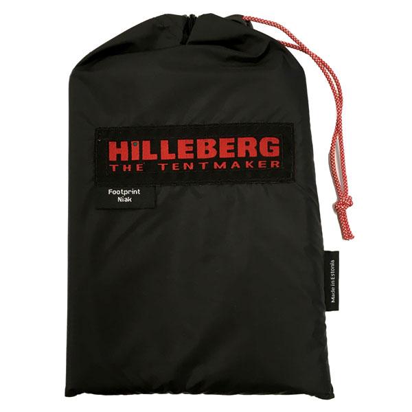 ◇HILLEBERG(ヒルバーグ)12770176・二アック1.5専用フットプリント