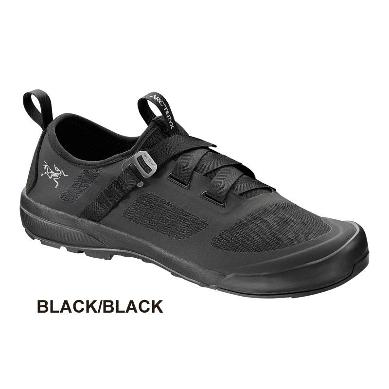 ◎アークテリクス 18718・Arakys Men's/アラキス Men's(BLACK/BLACK)L06670800