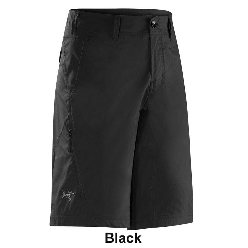 ◎アークテリクス 17209・Stowe Short Men's/ストウショーツ Men's(Black)L06606100