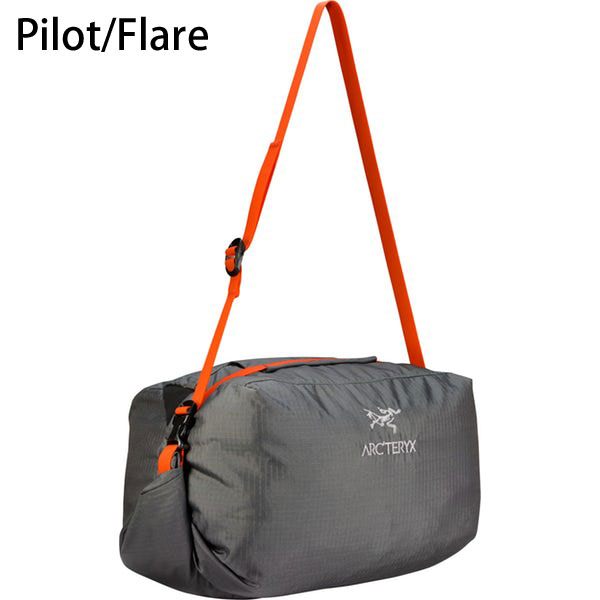 ◎アークテリクス 11442・Haku Rope Bag/ハク ロープバッグ(Pilot/Flare)L07035900