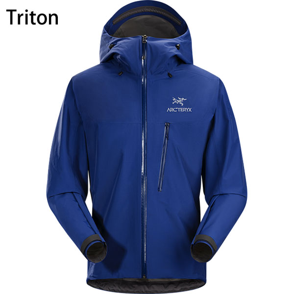 ◎アークテリクス 15179・Alpha SL Jacket Men's/アルファSLジャケット メンズ(Triton)L06982000