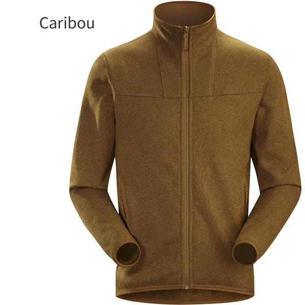 ◎アークテリクス 15375・Covert Cardigan Men's/コバートカーディガン メンズ(Caribou)L07075700