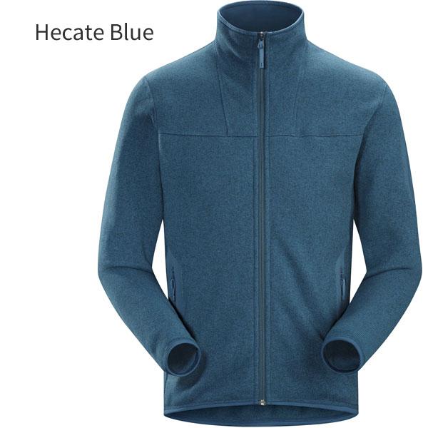 ◎アークテリクス 15375・Covert Cardigan Men's/コバートカーディガン メンズ(Hecate Blue)L07049300